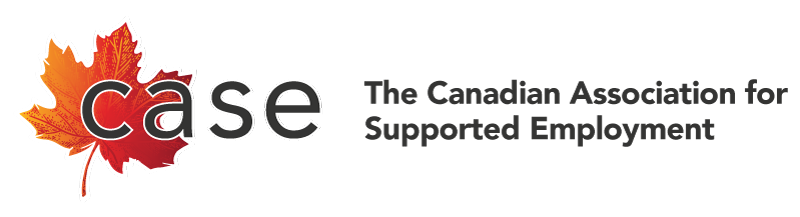 The Canadian Association for Supported Employment