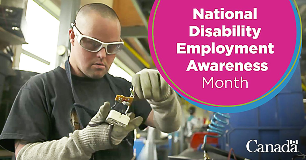 "Featured image for ""October is Disability Employment Awareness month in Canada"""