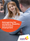 Reimagining the Workplace: Disability and Inclusive Employment