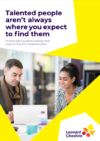 An employer's guide to creating more opportunities with disabled people