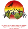 First Nations and First Nations Persons with Disabilities Engagement on Federal Accessibility Legislation