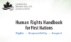 Human Rights Handbook for First Nations