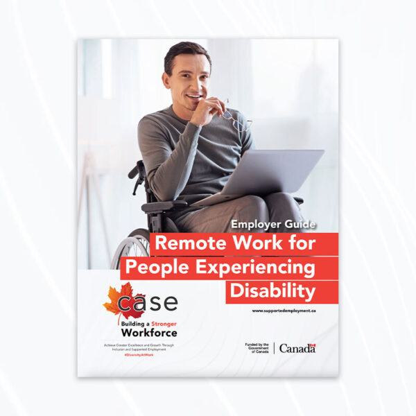Remote Working With A Disability Guidebook