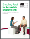 Enabling Retail for Accessible Employment